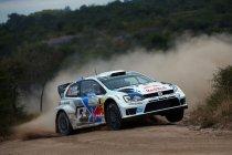 Rally van Polen: Ogier en Mikkelsen schenken VW dubbel - Neuville mee op podium