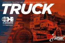 Circuit Zolder: Dit weekend de H.Essers FIA ETRC Belgian Truck Grand Prix