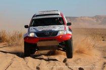 Etappe 6: Geen verschuivingen na eerste etappe in Mauretanië