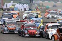 VW Fun Cup powered by Hankook: Opnieuw racen in Mettet