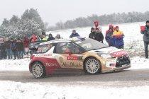 Rallye Monte Carlo: Loeb nog stevig in het zadel na dag 2