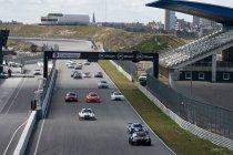 Openingsraces: Zes verschillende winnaars in Supercar Challenge