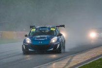 Spa Euro Race: Race 2: Hommerson is rainman - Van Herck zorgt voor Brabançonne