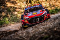 WRC: Neuville leidt na openingsdag in Kroatië