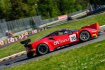 Monza: Derde tijd voor Patrick Van Glabeke in kwalificatie