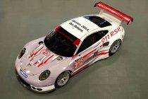 24H Daytona: Porsche stelt livery voor