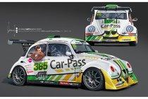 VW Fun Cup: Nieuwe kleurstelling maar ongewijzigd team voor kampioen Car Pass by DRM