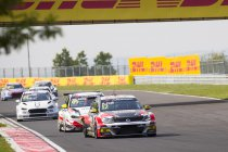 Hungaroring: Rob Huff verzilvert pole met zege in race 2