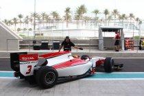 GP2: Abu Dhabi: Testdag 2: Vandoorne rijdt zich in de kijker