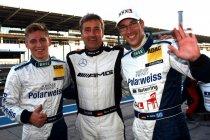 24H Spa: Toch een derde Mercedes bij HTP Motorsport