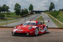 Petit Le Mans: Porsche met Coca-Cola livery richting finale (+ Foto's)