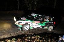 Freddy Loix eerste winnaar van de Spa Rally