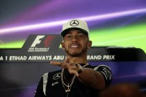 "Abu Dhabi: Hamilton: ""Ga Nico niet ophouden"""