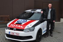 TAC Rally: Dilley en Hopmans met de Belgian VW Club Polo GTI