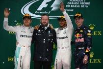 Brazilië: Hamilton de winaar - Verstappen de held