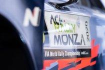 WRC: Neuville legt de lat hoog op shakedown Monza
