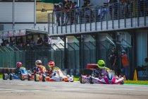 Vier Belgische Junioren op jacht naar zeges tijdens EK in Genk