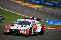 Réne Rast op pole in door Audi gedomineerde sessie