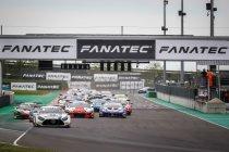 1000 km Paul Ricard: 47 wagens voor de tweede manche van de GT World Challenge Europe Endurance Cup