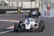 Monaco: Defourny start race 1 van op tweede rij