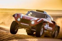 Mini toont Buggy voor Dakar 2018 - Tom Colsoul opnieuw van de partij