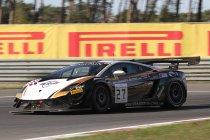 Zolder: Forfait van #27 GRT Lamborghini