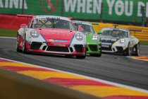 Spa-Francorchamps: Zege in race 1 is voor Dennis Olsen