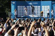 Londen: Race 1: Sébastien Buemi houdt de spanning in de titelstrijd