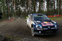 Rally van Finland: Latvala neemt optie op de zege – Meeke out