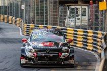 Macau: Rob Huff lukt pole in roodgekleurde kwalificatiesessie