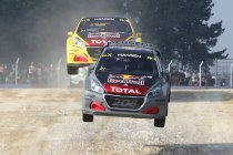 Team Hansen MJP nu ook in WorldRX