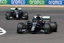 70ste vejaardag GP: Beurt aan Hamilton in tweede vrije sessie