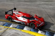 12H Sebring: Action Express Racing op pole