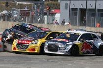 Solberg wil winnen / Pole voor Volders