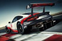 Nieuwe mid-engined Porsche 911 RSR GTE voorgesteld (+ Foto's)