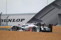 Verslag met nog 1H op de klok: Hevige regen en nieuwe safety-car - Audi #2 zegezeker - Baguette crasht