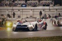 24H Daytona: Regenachtige herstart leidt tot veel spins en crashes (Update: rode vlag)