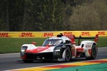 6H Spa: Toyota vooraan in FP3