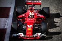 Test Abu Dhabi: Dag 2: Vettel snelst – Vandoorne achtste