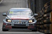 Macau: Oppermachtige Yvan Muller lukt achtste pole, Honda collectief sterk.