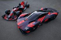 Silverstone: Aston Martin showt Valkyrie aan publiek