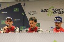 6H Spa: Reacties na de race - De LMP1 rijders