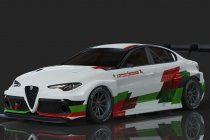 Romeo Ferraris lanceert Alfa Romeo Giulia ETCR