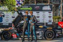 Zege voor Wayne Taylor Racing en BMW op Long Beach