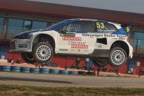 Rallycross RX Italië: Toppers zitten op schema