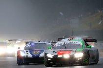 24H Spa: Na 4H: WRT Audi leidt race die bol staat van neutralisaties