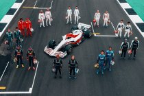 F1 toont nieuwe bolide voor 2022