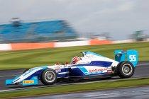 Silverstone: Ulysse De Pauw driemaal in de punten