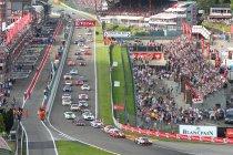 24H Spa: Na 1H: Vanthoor aan de leiding - Pech voor Bentley en McLaren
