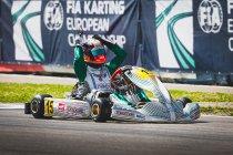 Jorrit Pex pakt Europese KZ1 titel na onwaarschijnlijke finale